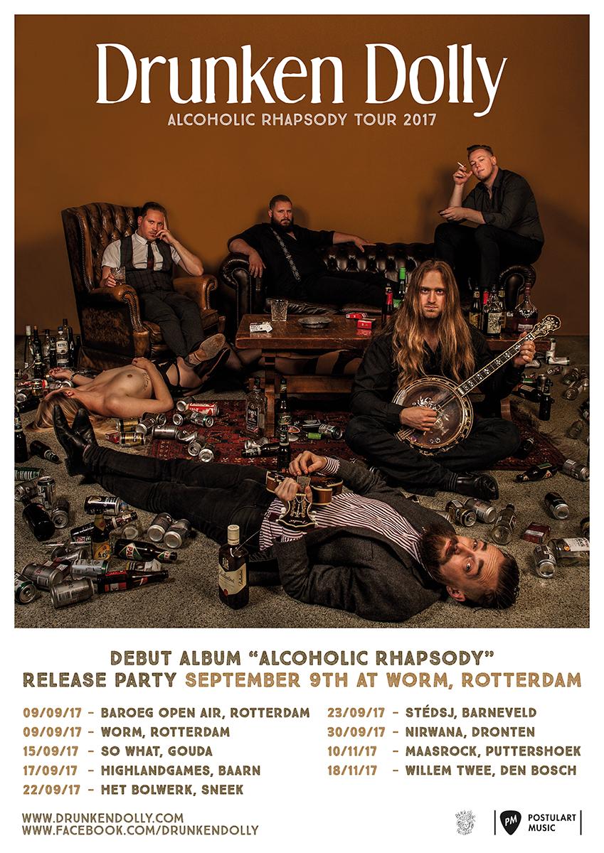 Alcoholic Rhapsody